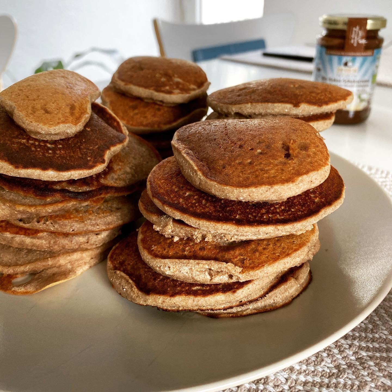 Pancakes – vegan, basisch und zuckerfrei