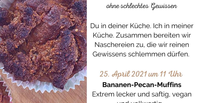 Kuchenzauber – zuckerfrei +++ 25.April 21